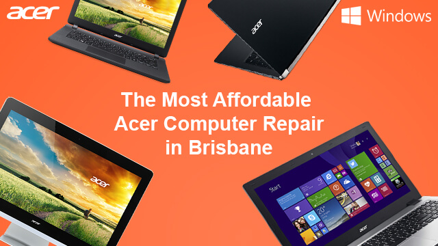 Acer Computer Repairs Springfield